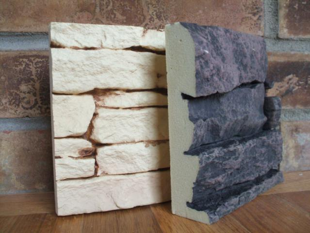 What Is Faux Stone Veneer Stone Concept