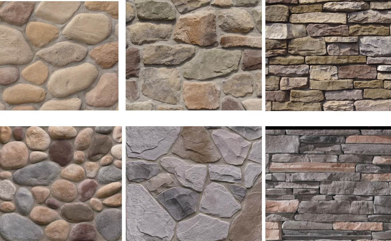 Stone veneer siding stone concept for Brick and stone veneer