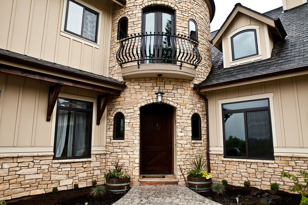 Veneer stone siding stone concept for Stone exteriors for homes