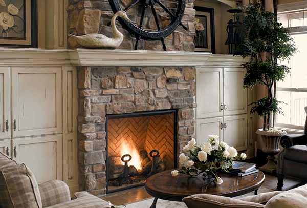 ideas fireplace design veneer panels with interior trends stone