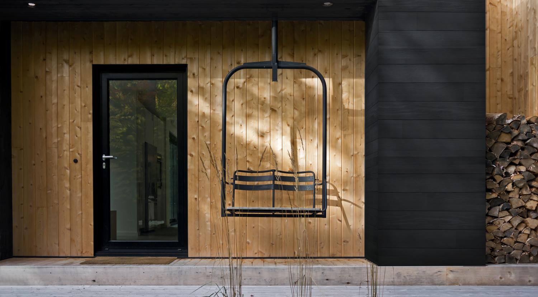 Architectural Metal Siding Stone Concept